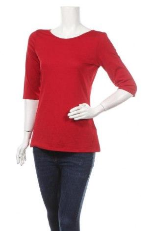 Γυναικεία μπλούζα Jacob, Μέγεθος M, Χρώμα Κόκκινο, 95% πολυεστέρας, 5% ελαστάνη, Τιμή 6,62€