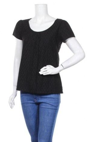Дамска блуза Jake*s, Размер L, Цвят Черен, 95% памук, 5% еластан, Цена 16,07лв.