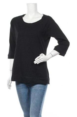 Γυναικεία μπλούζα Janina, Μέγεθος XL, Χρώμα Μαύρο, Βαμβάκι, Τιμή 9,87€