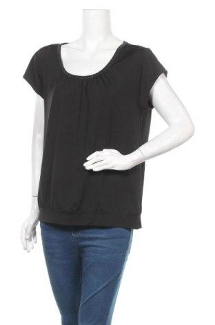Γυναικεία μπλούζα Jbc, Μέγεθος L, Χρώμα Μαύρο, Τιμή 5,84€