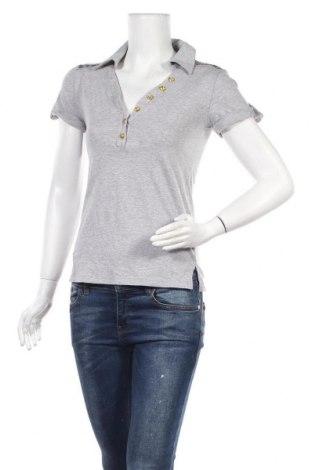 Дамска тениска Jcl, Размер M, Цвят Сив, Памук, Цена 18,90лв.