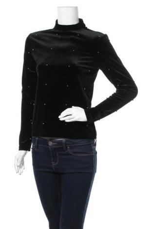 Γυναικεία μπλούζα Jdy, Μέγεθος S, Χρώμα Μαύρο, 93% πολυεστέρας, 7% ελαστάνη, Τιμή 7,73€