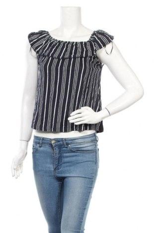 Γυναικεία μπλούζα Jean Pascale, Μέγεθος M, Χρώμα Μπλέ, 51% βαμβάκι, 49% μοντάλ, Τιμή 2,76€
