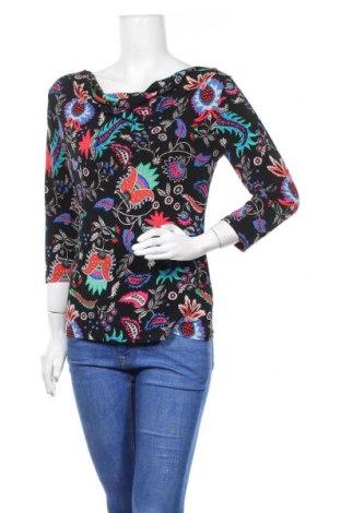 Дамска блуза Jessica, Размер S, Цвят Многоцветен, 95% полиестер, 5% еластан, Цена 11,34лв.