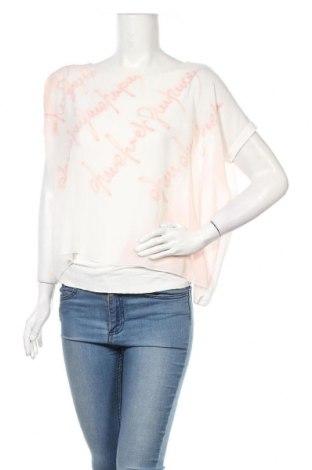 Γυναικεία μπλούζα Jones, Μέγεθος M, Χρώμα Λευκό, Πολυεστέρας, βισκόζη, ελαστάνη, Τιμή 11,58€