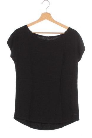Γυναικεία μπλούζα Jones, Μέγεθος XS, Χρώμα Μαύρο, Βισκόζη, ελαστάνη, Τιμή 16,03€