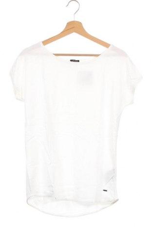Γυναικεία μπλούζα Jones, Μέγεθος XS, Χρώμα Λευκό, Βισκόζη, ελαστάνη, Τιμή 16,03€