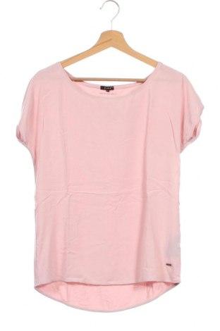 Γυναικεία μπλούζα Jones, Μέγεθος XS, Χρώμα Ρόζ , Βισκόζη, ελαστάνη, Τιμή 16,03€