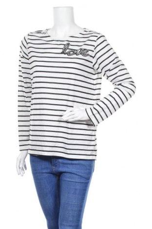 Дамска блуза Kapalua, Размер L, Цвят Бял, 90% полиестер, 10% вискоза, Цена 14,28лв.