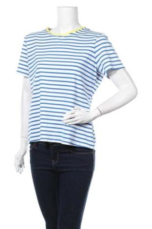 Дамска блуза Land's End, Размер L, Цвят Бял, 91% полиамид, 9% еластан, Цена 14,70лв.