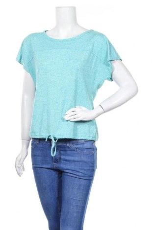 Дамска блуза Lucy, Размер XS, Цвят Син, 80% полиестер, 20% еластан, Цена 4,20лв.