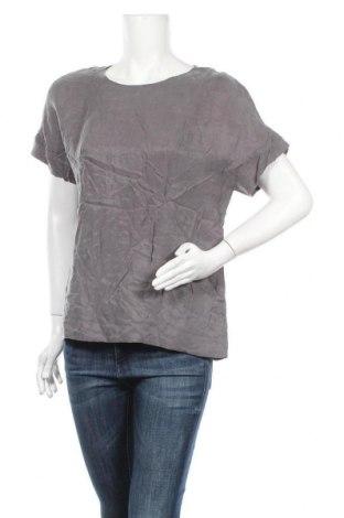 Дамска блуза Luxzuz One Two, Размер M, Цвят Сив, 60% лиосел, 40% вискоза, Цена 14,18лв.