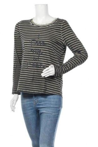 Дамска блуза Marc Aurel, Размер M, Цвят Зелен, Памук, Цена 17,64лв.