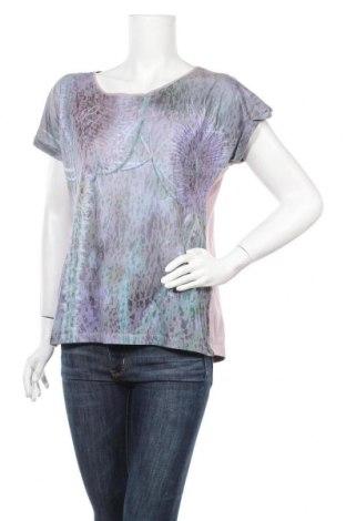 Дамска блуза Mark Adam, Размер L, Цвят Многоцветен, 76% полиестер, 24% памук, Цена 9,45лв.