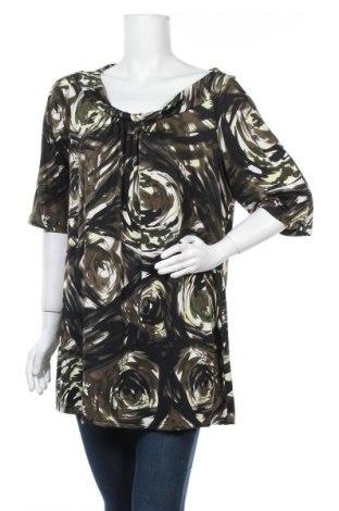 Дамска блуза Mark Adam, Размер XXL, Цвят Многоцветен, Цена 11,34лв.
