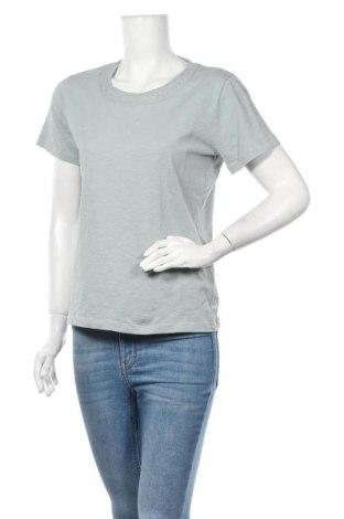 Дамска блуза Mark Adam, Размер L, Цвят Син, Памук, Цена 14,28лв.