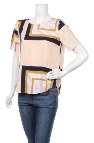 Дамска блуза Mbym, Размер S, Цвят Многоцветен, Полиестер, Цена 13,44лв.