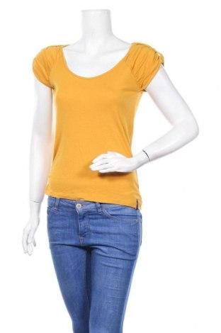 Дамска блуза Mexx, Размер M, Цвят Жълт, Цена 19,95лв.