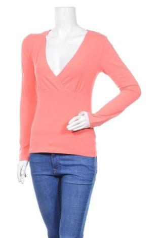 Дамска блуза Mexx, Размер S, Цвят Розов, 95% памук, 5% еластан, Цена 18,95лв.