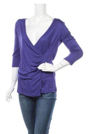 Дамска блуза Mexx, Размер XL, Цвят Лилав, Вискоза, Цена 17,25лв.