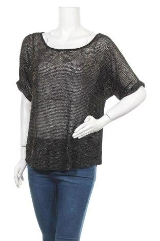 Дамска блуза Mim, Размер XL, Цвят Черен, Полиестер, Цена 17,01лв.
