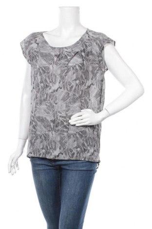 Дамска блуза Minimum, Размер M, Цвят Сив, Коприна, Цена 13,65лв.