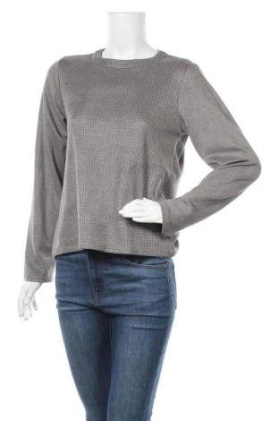 Дамска блуза Minimum, Размер M, Цвят Сив, Цена 22,40лв.
