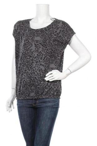 Γυναικεία μπλούζα Miss Etam, Μέγεθος L, Χρώμα Γκρί, 65% πολυεστέρας, 35% βαμβάκι, Τιμή 6,23€