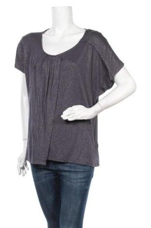 Γυναικεία μπλούζα Miss Etam, Μέγεθος XL, Χρώμα Γκρί, 96% βισκόζη, 4% ελαστάνη, Τιμή 6,23€