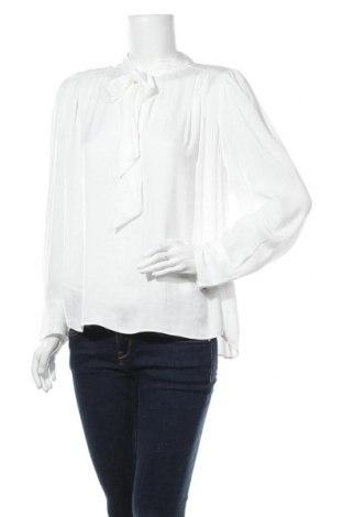 Дамска блуза Morgan De Toi, Размер L, Цвят Бял, Полиестер, Цена 25,37лв.