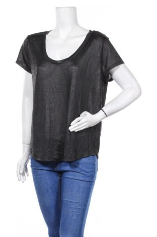 Дамска блуза Mossimo, Размер XXL, Цвят Черен, 5% еластан, 95% полиестер, Цена 10,29лв.
