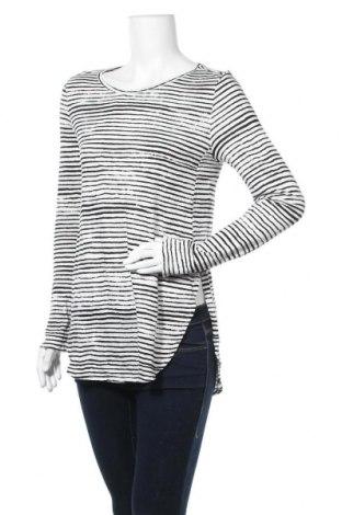 Дамска блуза Mossimo, Размер S, Цвят Бял, 70% памук, 30% лен, Цена 22,94лв.