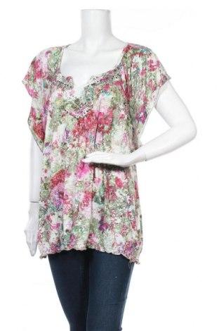 Дамска блуза Ms Mode, Размер XL, Цвят Многоцветен, Вискоза, Цена 5,67лв.