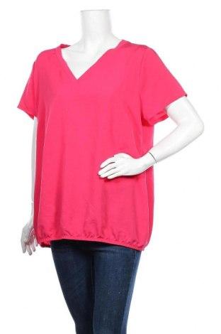 Дамска блуза Ms Mode, Размер XXL, Цвят Розов, Полиестер, Цена 17,01лв.