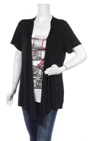 Дамска блуза Ms Mode, Размер XL, Цвят Многоцветен, 95% вискоза, 5% еластан, Цена 15,75лв.