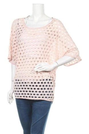Дамска блуза Ms Mode, Размер L, Цвят Розов, Цена 14,28лв.