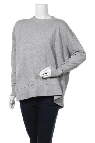 Γυναικεία μπλούζα Mtwtfss Weekday, Μέγεθος L, Χρώμα Γκρί, 93% βαμβάκι, 7% βισκόζη, Τιμή 9,94€