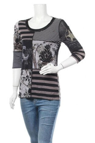 Γυναικεία μπλούζα Nice Connection, Μέγεθος M, Χρώμα Πολύχρωμο, Τιμή 9,94€