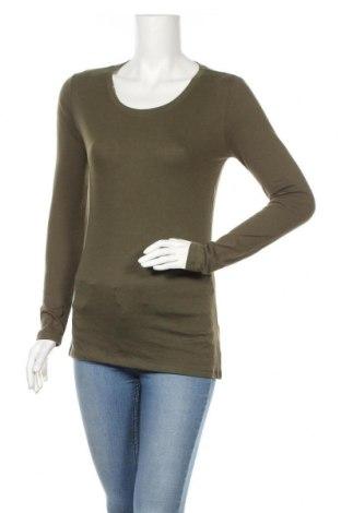 Γυναικεία μπλούζα No Boundaries, Μέγεθος M, Χρώμα Πράσινο, 60% βαμβάκι, 40% πολυεστέρας, Τιμή 10,39€