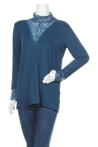 Дамска блуза Only Carmakoma, Размер XL, Цвят Син, 95% полиестер, 5% еластан, Цена 16,07лв.