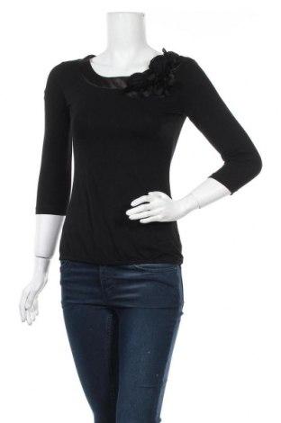 Γυναικεία μπλούζα Orsay, Μέγεθος S, Χρώμα Μαύρο, 95% βισκόζη, 5% ελαστάνη, Τιμή 9,94€