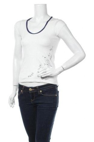 Γυναικεία μπλούζα Oysho, Μέγεθος S, Χρώμα Λευκό, Βαμβάκι, μοντάλ, Τιμή 3,41€