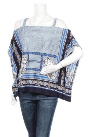 Дамска блуза Papaya, Размер M, Цвят Многоцветен, 95% полиестер, 5% еластан, Цена 14,96лв.