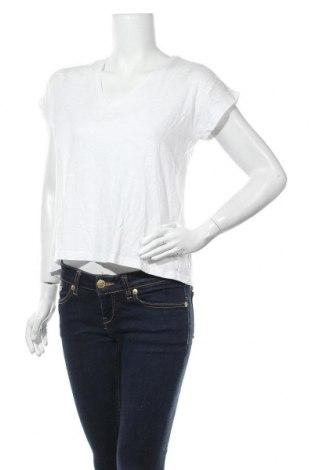 Дамска блуза Patrizia Pepe, Размер S, Цвят Бял, Памук, Цена 35,70лв.