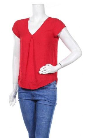Γυναικεία μπλούζα Pink Rose, Μέγεθος S, Χρώμα Κόκκινο, Πολυεστέρας, Τιμή 4,55€