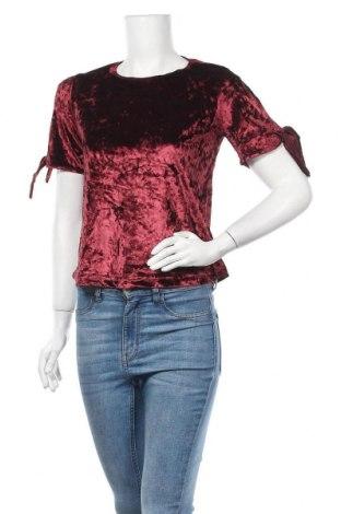 Дамска блуза Primark, Размер S, Цвят Червен, Цена 14,96лв.