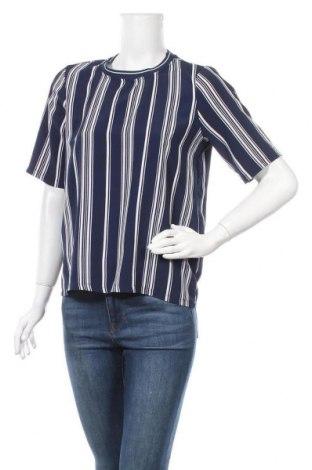 Дамска блуза Project Unknown, Размер S, Цвят Син, Полиестер, Цена 4,64лв.
