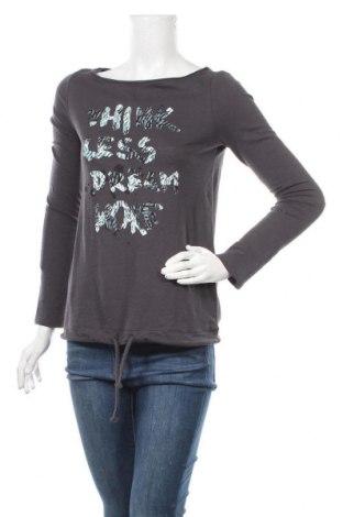 Дамска блуза Q/S by S.Oliver, Размер S, Цвят Сив, Цена 16,50лв.