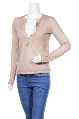Γυναικεία μπλούζα Replay, Μέγεθος M, Χρώμα  Μπέζ, Τιμή 19,74€