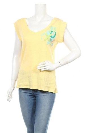 Γυναικεία μπλούζα Roxy, Μέγεθος L, Χρώμα Κίτρινο, Τιμή 7,79€